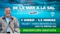 Formación online: DE LA MAR A LA SAL ( Taller 1: Somos motores de sal, haz tu propia sal )