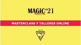30 y 31 Octubre 2021 ( Online en directo ) Masterclass de la feria MAGIC INTERNACIONAL'21