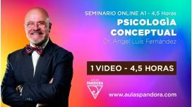 10 ( 2021 ) Seminario online A1: PSICOLOGÌA CONCEPTUAL con el Dr. Ángel Luís Fernández
