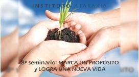 FORMACIÓN PSICOTERAPIA TRANSPERSONAL - Seminario 8 - Marca un propósito y logra una nueva vida
