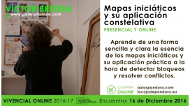 Taller sobre Mapas iniciáticos y su aplicación Constelativa - Victor Brossah