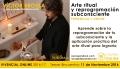 Taller sobre Arte Ritual y Reprogramación Subconsciente - Victor Brossah