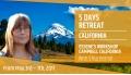 From May 3rd to 7th 2017 Elisa Bernal Essenes Teaching workshop ( CALIFORNIA )