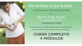 CURSO COMPLETO - Márketing Espiritual con Marta Puig