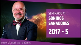 V ( 2017 )  SONIDOS SANADORES - Dr. Ángel Luís Fernández