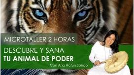 DESCUBRE Y SANA A TU ANIMAL DE PODER - Micro Taller con Ana Hatun Sonqo