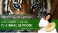 7 Junio 2017 - DESCUBRE Y SANA A TU ANIMAL DE PODER - Micro Taller con Ana Hatun Sonqo