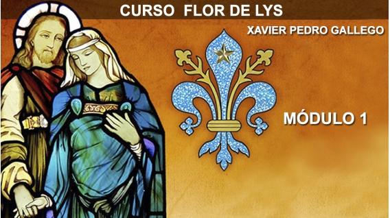STARLIGHT: LA FLOR DE LYS -CURSO de Xavier Pedro Gallego – presencial o en aula virtual -