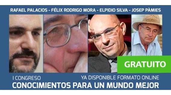 I Congreso Conocimientos para un Mundo Mejor – TODAS LAS CONFERENCIAS