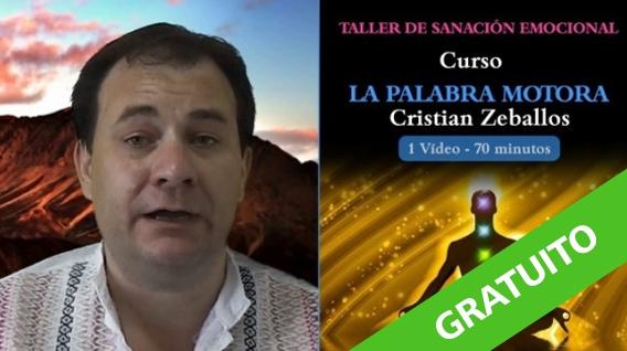 TALLER DE SANACIÓN EMOCIONAL: Curso – LA PALABRA MOTORA