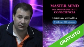 Master Mind del Despertar de tu Consciencia ( 5 módulos )