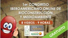 (GRATUITO) - 15 y 16 Julio 2017 - 1er CONGRESO IBEROAMERICANO ONLINE DE BIOCONSTRUCCIÓN