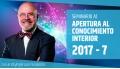 VII 2017 - APERTURA AL CONOCIMIENTO INTERIOR - Dr. Ángel Luís Fernández