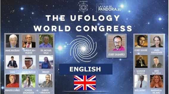 THE UFOLOGY WORLD CONGRESS 2017 - English
