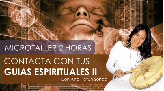 CONTACTA CON TUS GUÍAS. Con Ana Hatun Sonqo desde Colombia.