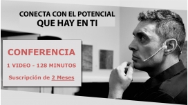 14 Noviembre 2017 - CONECTA CON EL POTENCIAL QUE HAY EN TI por Ángel Ruiz Ojeda