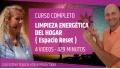 Curso completo LIMPIEZA ENERGÉTICA DEL HOGAR ( Espacio Reset ) - Esther Francia y José María Tapia