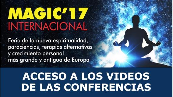 MAGIC'17 INTERNACIONAL Conferencias