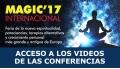 MAGIC'17 INTERNACIONAL - Conferencias Auditorio 2