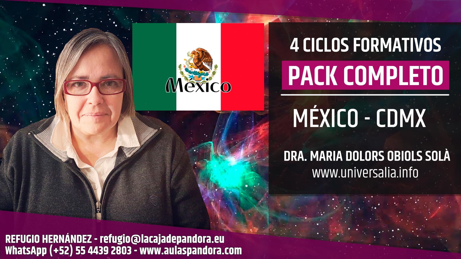 Maria Dolors Obiols - MEXICO 2019
