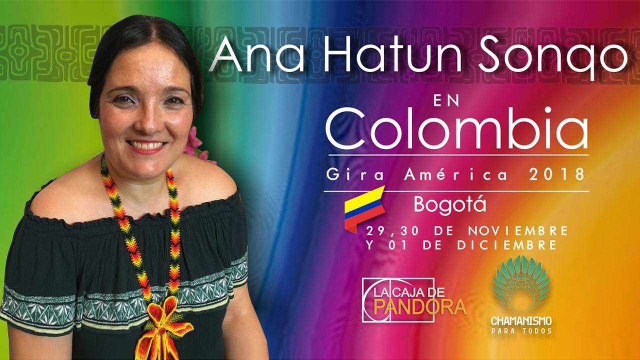 29, 30 Noviembre y 1 Diciembre 2018 ( Bogotá - Colombia ) - RESERVA - PACK
