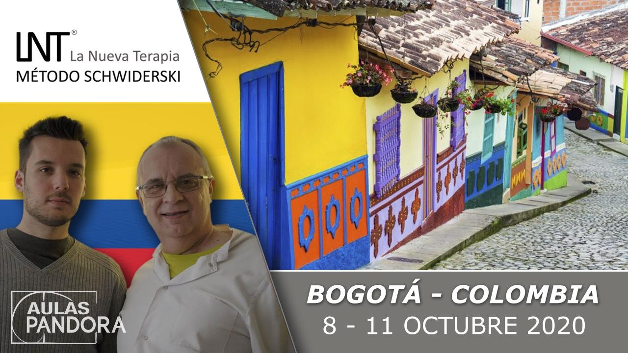 9 al 12 Abril 2020 ( Bogotá- Colombia ) - Formación completa ( 4 Jornadas ), LA NUEVA TERAPIA LNT®