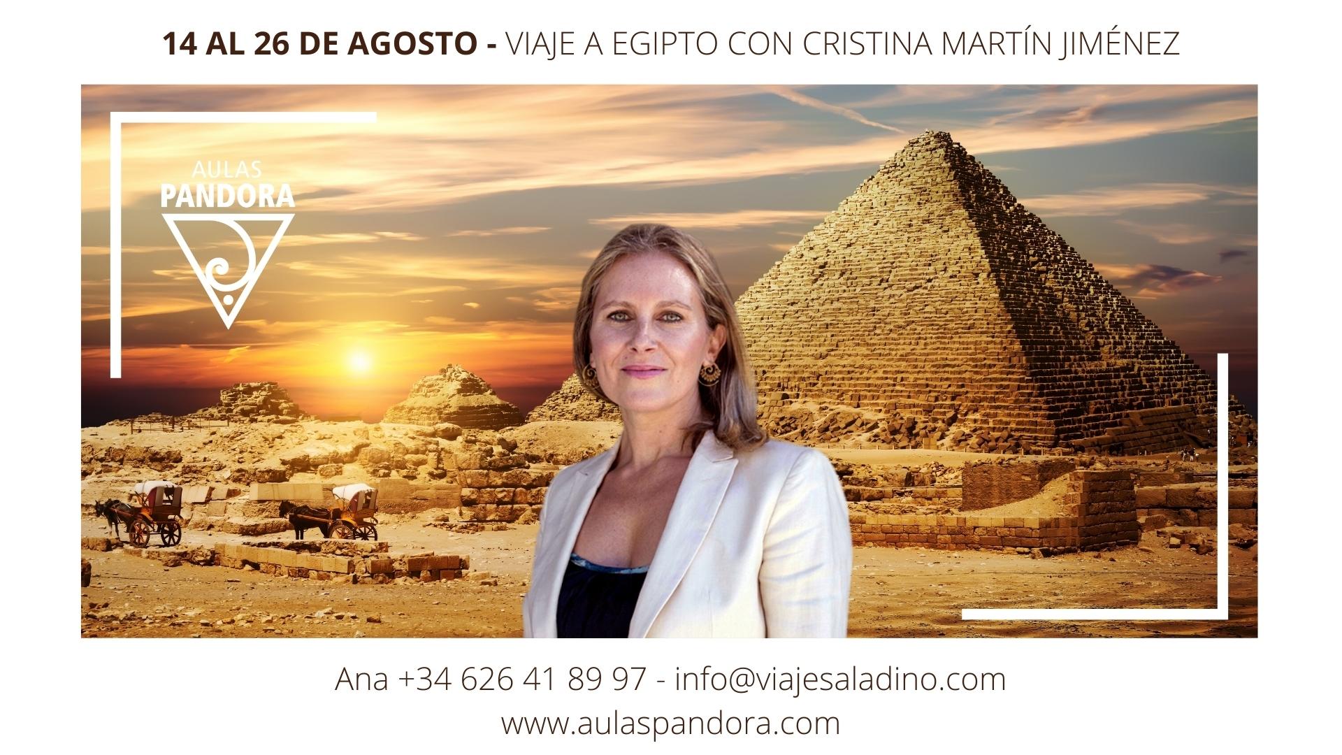 Viaje a Egipto 2021 - Cristina Martín