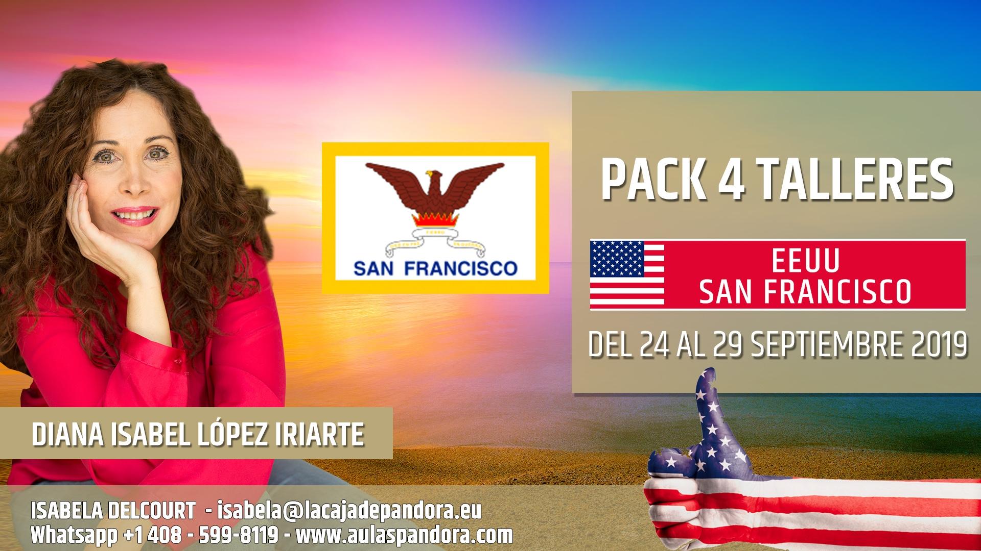 Diana Lopez Iriarte EEUU San Francisco Mayo 2019