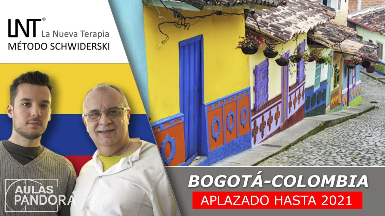 29 Octubre al 1 Noviembre 2020 ( Bogotá-Colombia ) - FORMACIONES LA NUEVA TERAPIA
