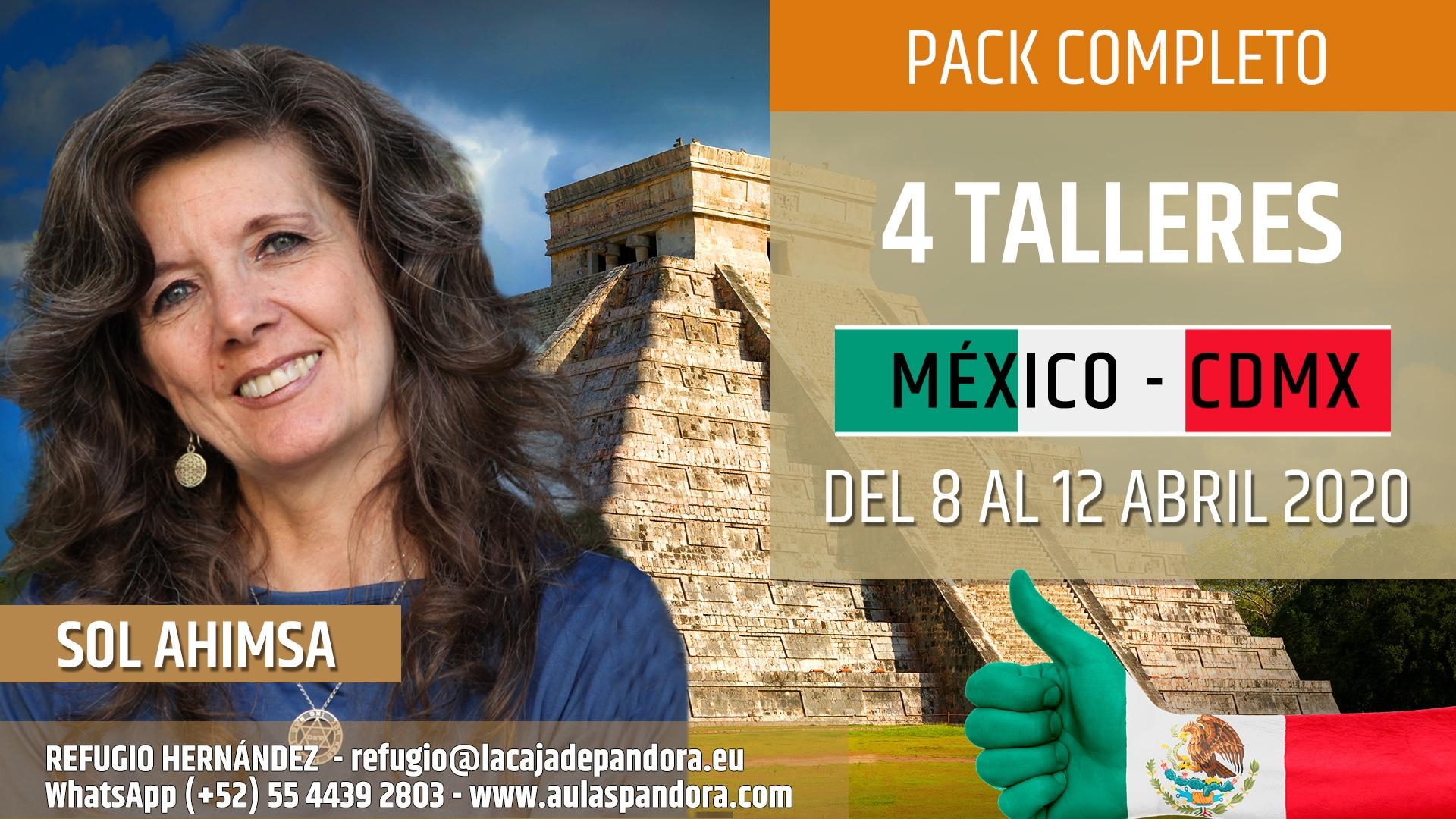 Sol Ahimsa MEXICO 2020
