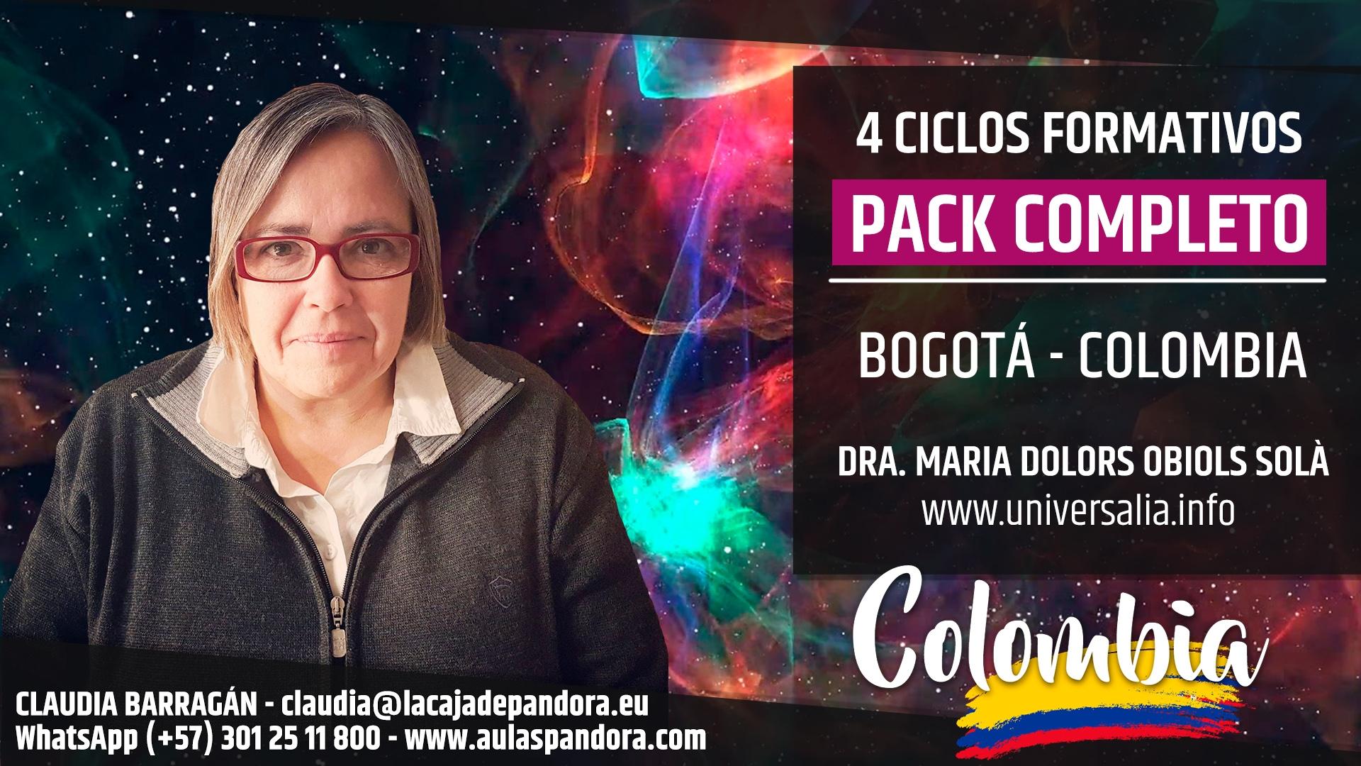 Nuevo paradigma cientifico COLOMBIA 2019