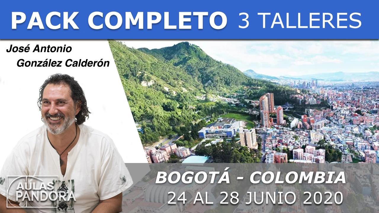 24 AL 28 JUNIO BOGOTÁ JOSÉ ANTONIO CALDERÓN