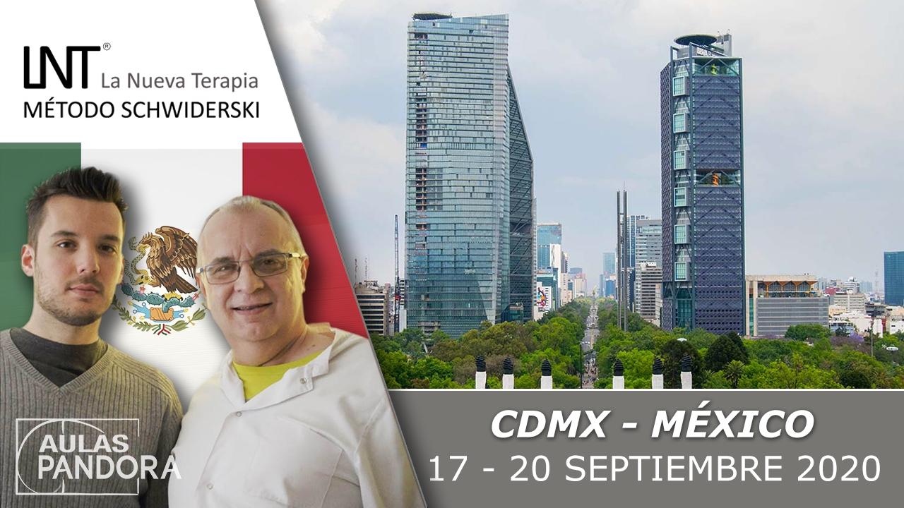 FORMACIÓN LNT MÉXICO 17 - 20 SEPTIEMBRE 2020