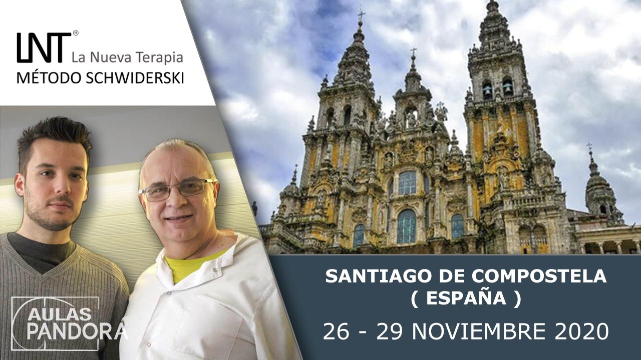 26 al 29 Noviembre 2020 ( Santiago de Compostela - España ) - FORMACIONES LA NUEVA TERAPIA LNT®, Método Schwiderski