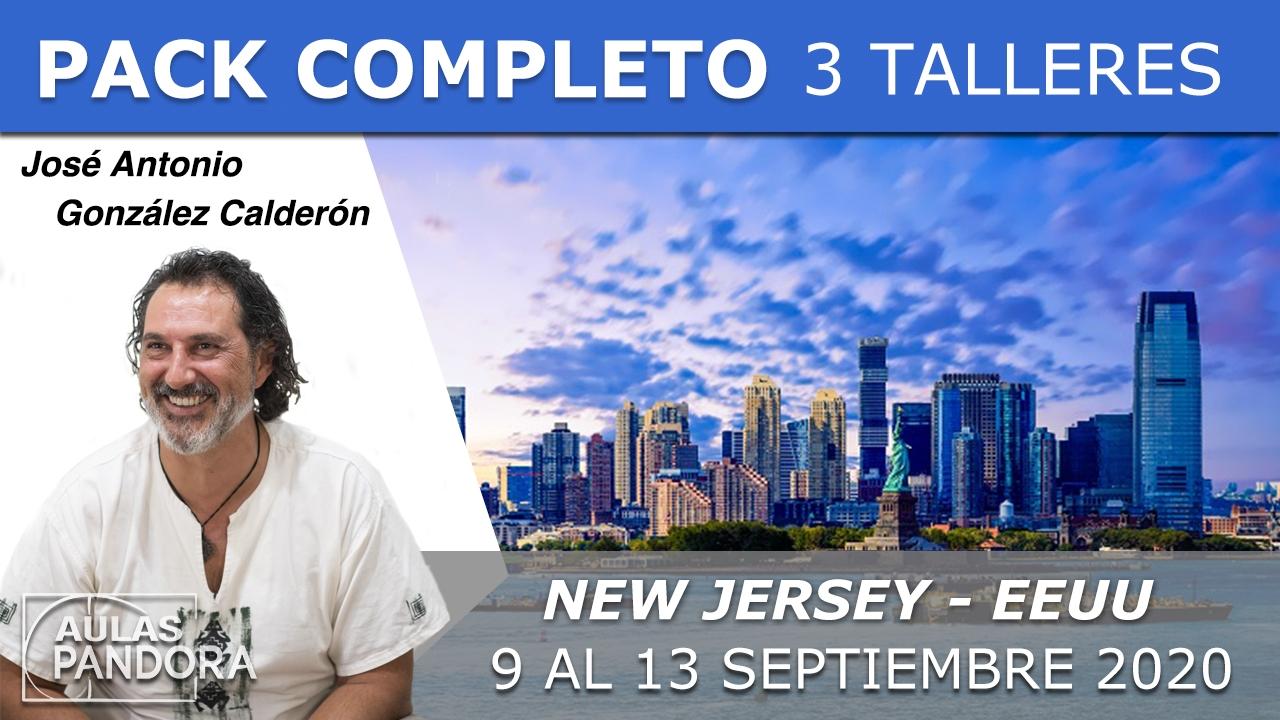9 AL 13 SEPTIEMBRE NEW JERSEY TALLERES CON JOSÉ ANTONIO CALDERÓN